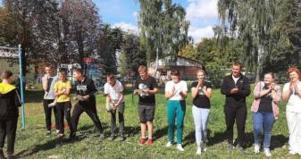 Тиждень Олімпійського спорту в Литовезькій громаді
