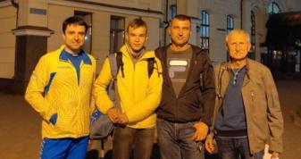 Боратинець представив Україну на на Всесвітніх учнівських спортивних іграх
