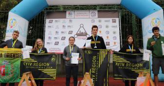 Волинські орієнтувальники завоювали три медалі на чемпіонаті України
