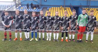 Юнаки ФК «Здолбунів» провели товариських матч із вихованцями Березнівського спортінтернату