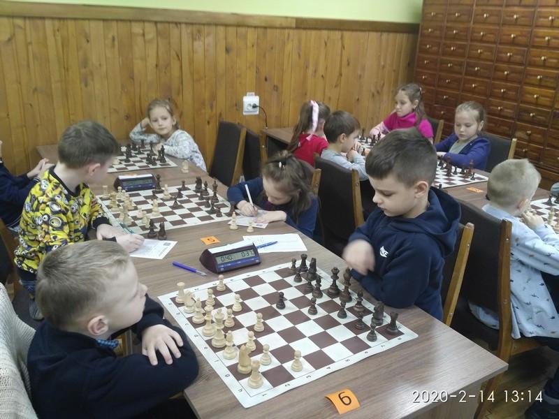 Юні ковельчани змагалися у грі в шахи