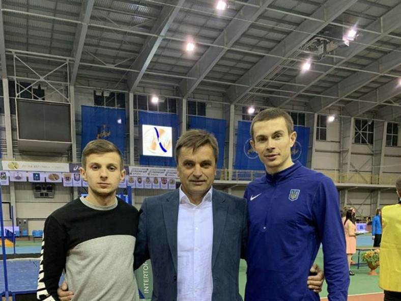 Євген Гуцол, Володимир Рудюк та Ерік Костриця