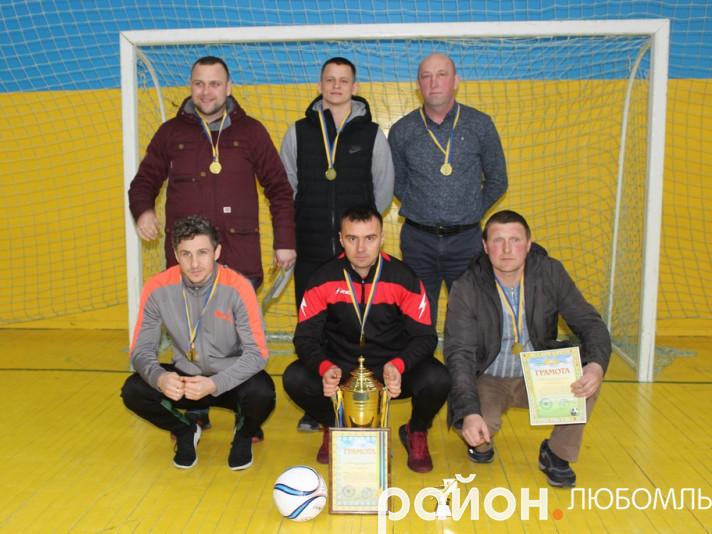 Команда «Агродвір»
