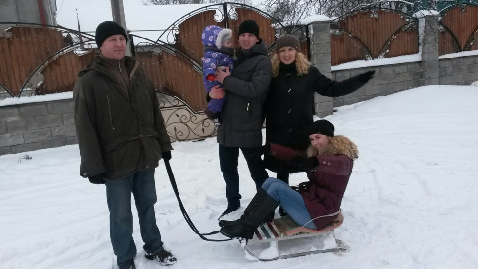 Зимові розваги - для всіх