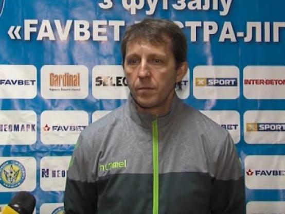 тренер ФК «Кардинал-Рівне»