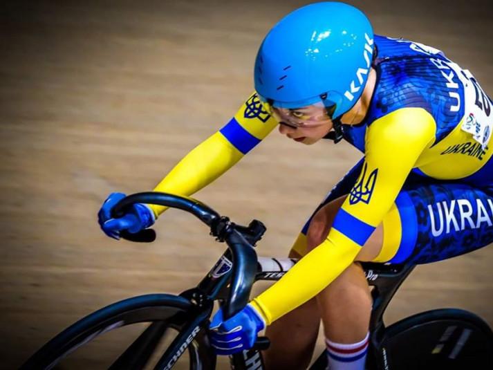 Луцька велосипедистка виконала норматив майстра спорту