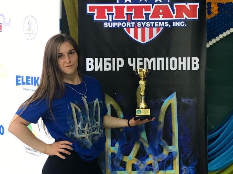 Оксана Приходько