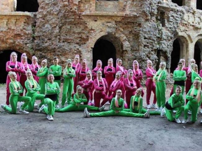 Танцюристки із Рівненщини перемогли на Міжнародному конкурсі