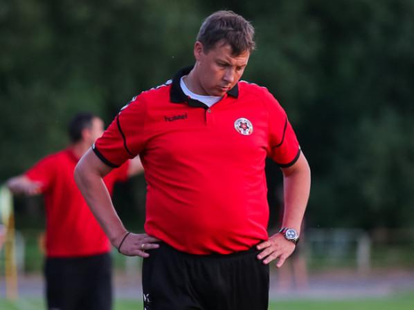 тренер «Волині» Андрій Тлумак
