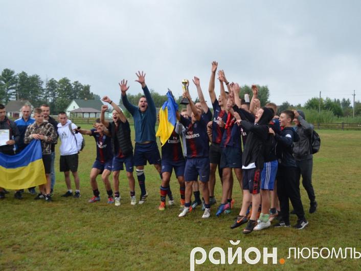 Команда переможець турніру