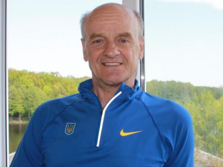 Степан Янчук— тренер-викладач з легкої атлетики