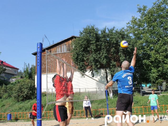 Гра між Острозькою академією і Нетішином