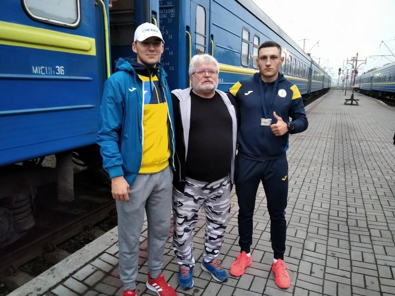 У Ковелі урочисто зустрічали веслувальника Станіслава Самолюка
