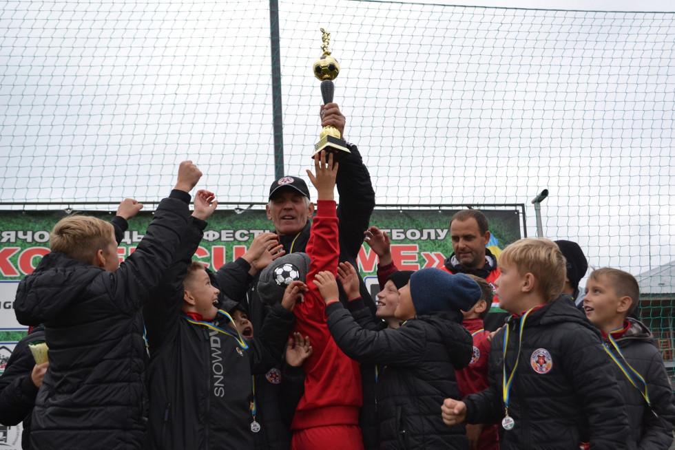 «Зміна» (Київ) - срібні призери