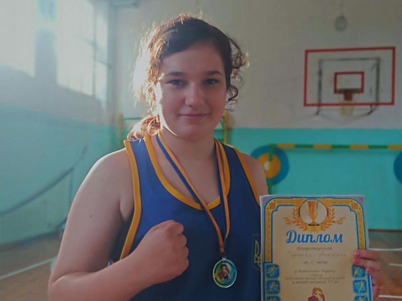 Анастасія Саранюк