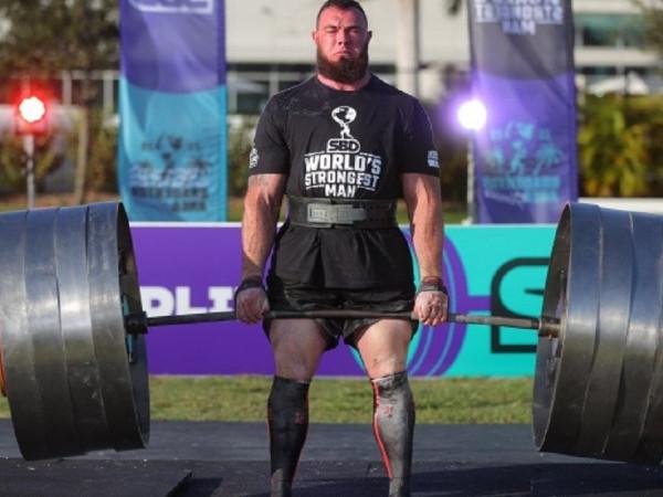 Олексій Новіков – найсильніша людина планети