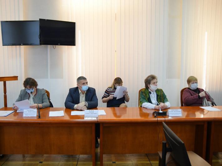Засідання  комісії