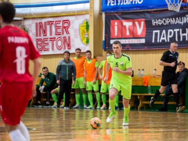 «Кардинал-Рівне»зазнав четвертої поспіль поразки в Екстра-лізі