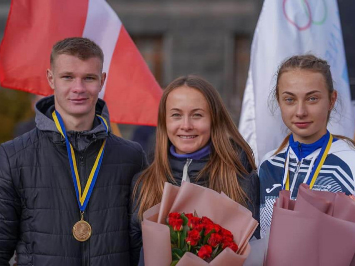 Волинь посіла 1 загальнокомандне місце на чемпіонаті України зі спортивної ходьби