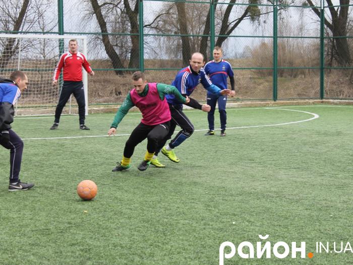Фотомить фіналу між ФК «Кунів» - ФК «Острог»