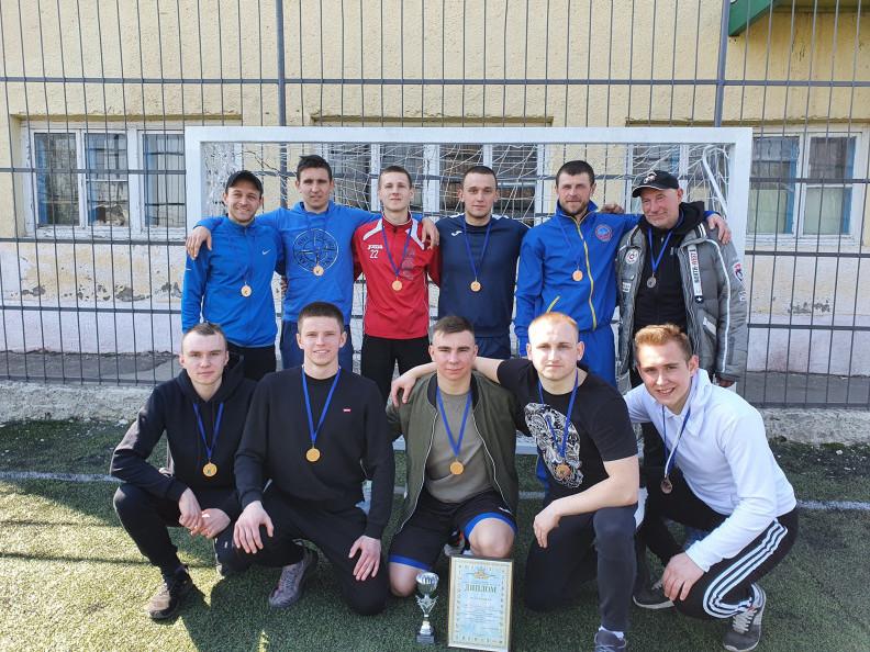 Команда Ратнівської громади