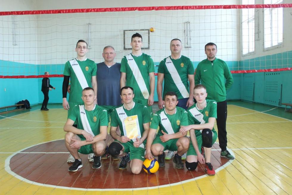 Команда Любомля