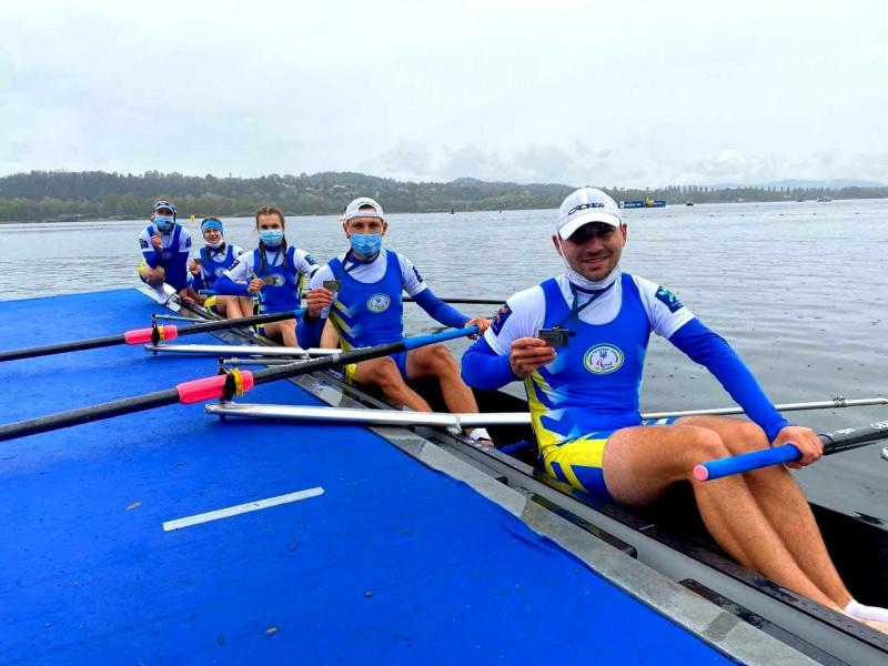 Ковелький веслувальник Станіслав Самолюк стаав призером чемпіонату Європи в Італії