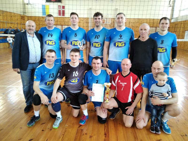 «FLG – ВОLІТ» став володарем кубка турніру з волейболу пам'яті тренера Анатолія Завори