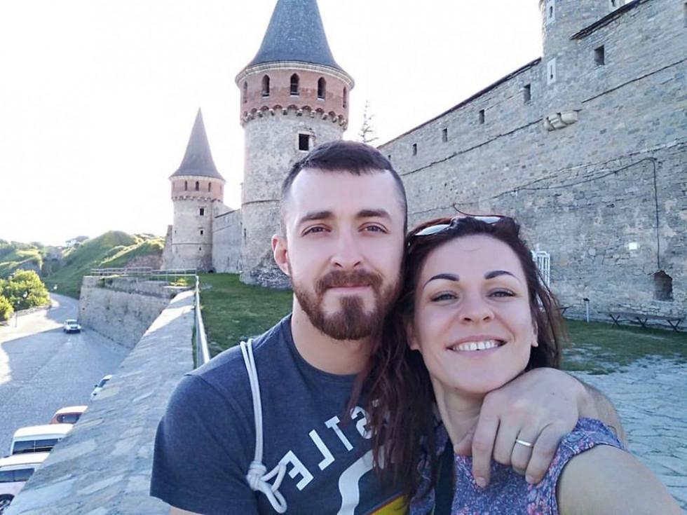 Андрій та Олена Ліснічуки
