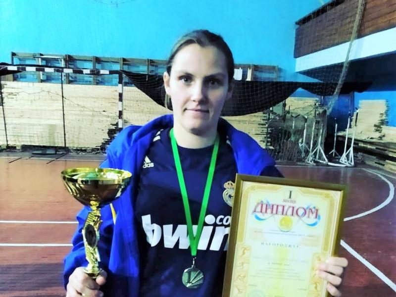 Галина Зінчук не уявляє свого життя без спорту