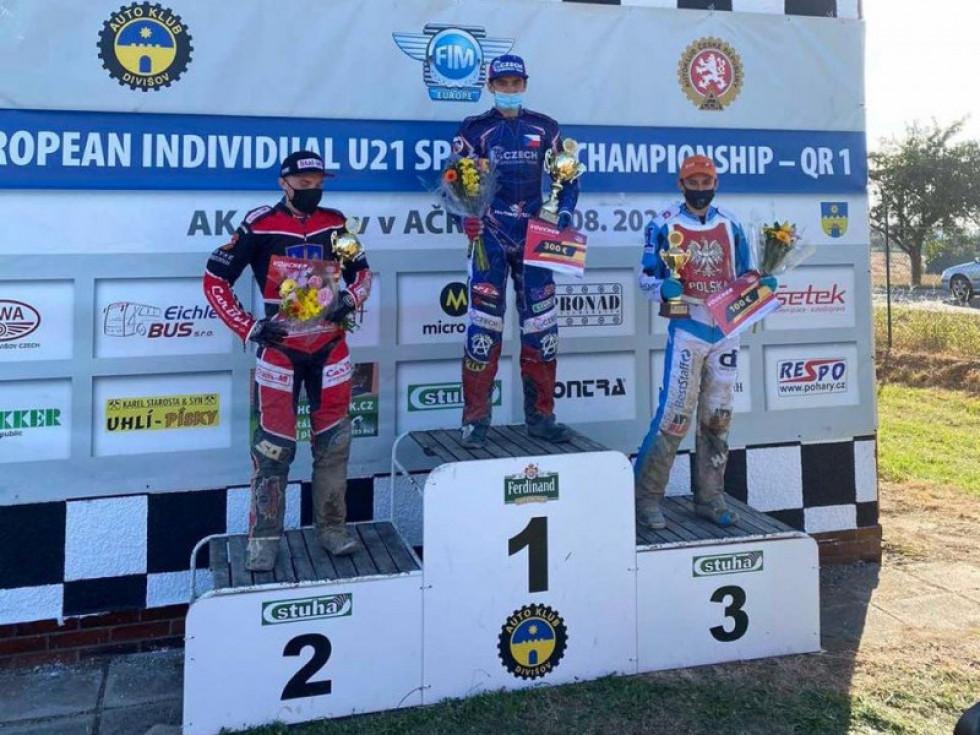 Рівненський спідвеїст виборов друге місце на молодіжному чемпіонаті Європи