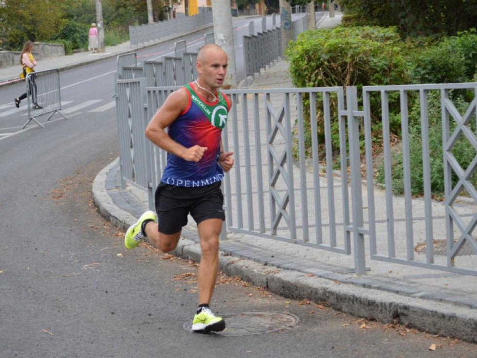 Віталій Олексюк із Володимира-Волинського пробіг 100 кілометрів, що дорівнює ультрамарафону