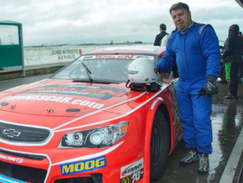 Гонщик із Рівного першим серед українців потрапить на європейський NASCAR