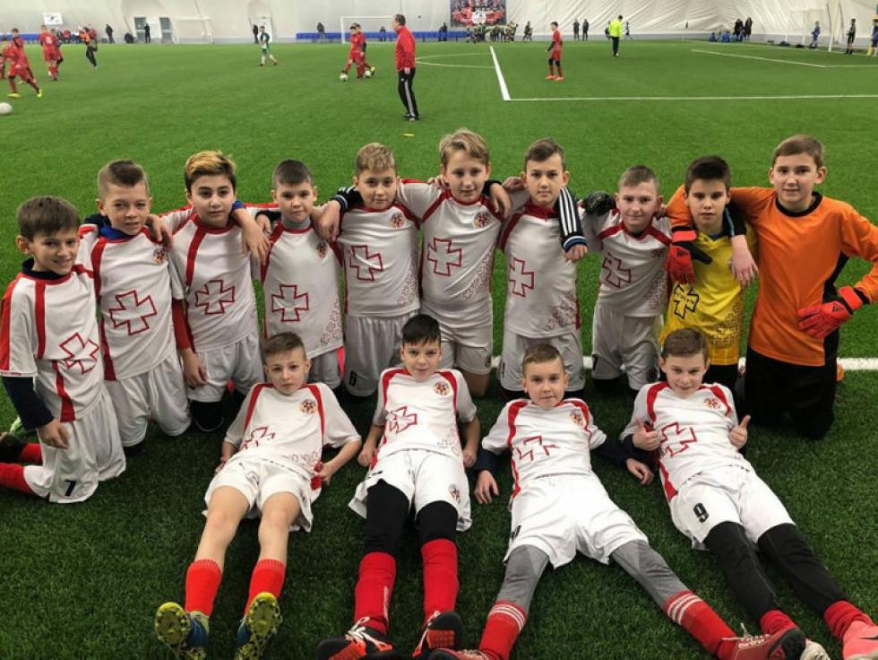 Юніори луцької «Волині» перемогли на міжнародному турнірі у Бресті