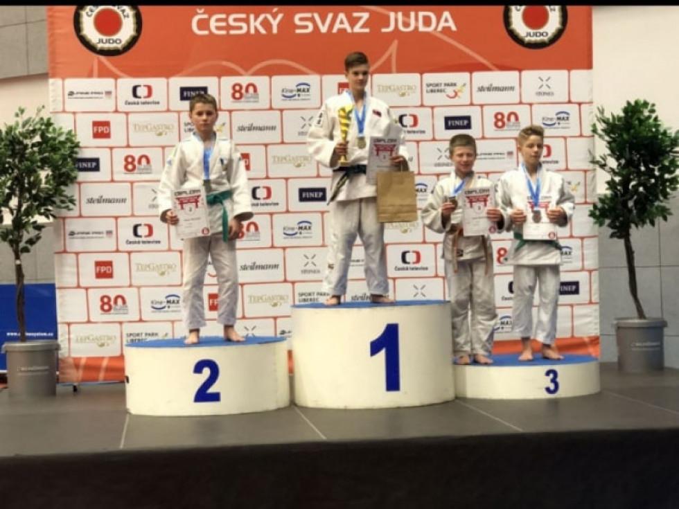 Волинський дзюдоїст завоював «срібло» на міжнародному турнірі в Чехії