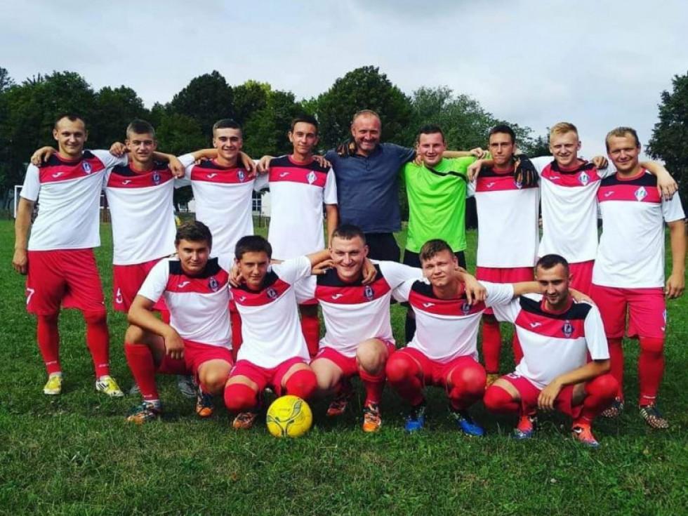 Бубнівська футбольна команда